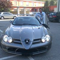 Mercedes SLR - RPM Logistic System