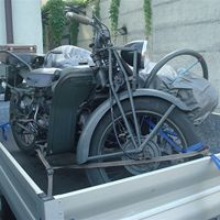 sidecar 02 rpm logistic system