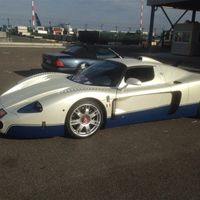 Maserati MC12 - RPM Logistic System