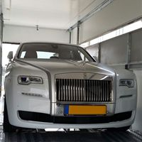 Rolls Royce Ghost - RPM Logistic System