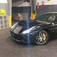 Ferrari California T. - RPM Logistic System