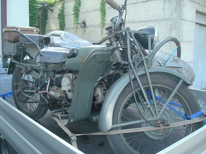 sidecar 01 rpm logistic system